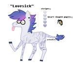 Lovesick | My Little Pony Adopt | CLOSED