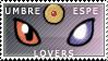Umbre-Espe Lovers by BlueGardevoir