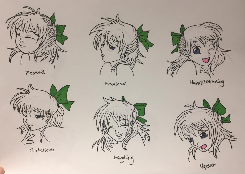 Expressions Practice 5 by hunterstar24