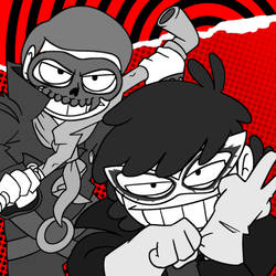 Persona 5 (Joe And Marc's Interview)