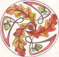 Autumn by Spiralpathdesigns