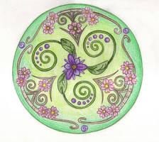 Buds of Spring by Spiralpathdesigns
