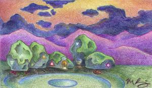 Elemental Echoes by Spiralpathdesigns