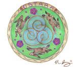 Ostara Mandala