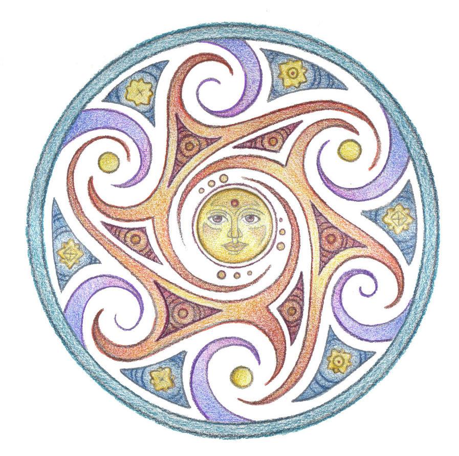 Solare Grandeur by Spiralpathdesigns