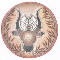 Minoan Mythos  by Spiralpathdesigns