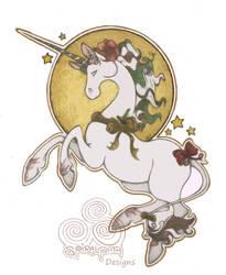 Holiday Unicorn