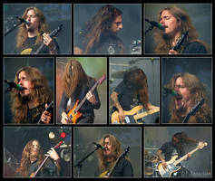 Opeth at Tuska Open Air II by OpethFans