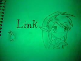Link:) by LindseyLovesLink