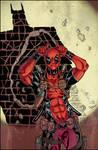 Deadpool colors by Memo Regalado