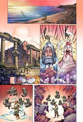 Tellos Vol 2 Page 79 Colors by Memo Regalado