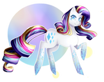 [Rainbow Power] Rarity