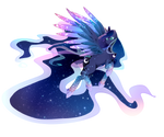 [Rainbow Power] Princess Luna