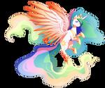 [Rainbow Power] Princess Celestia