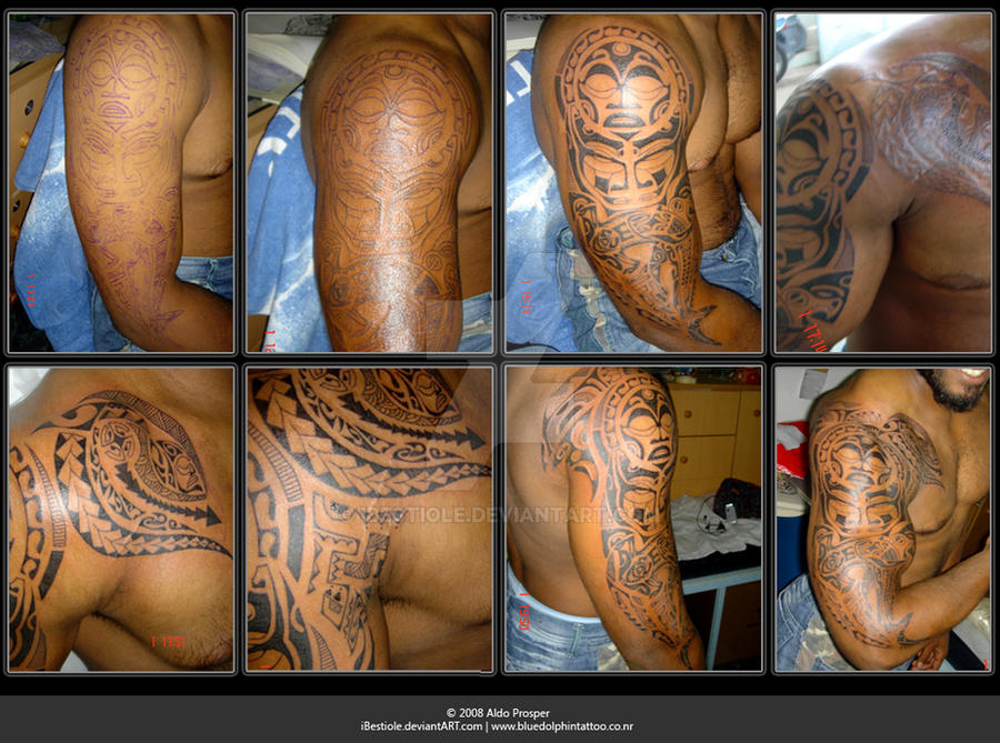 Cook Island Tattoo Meanings