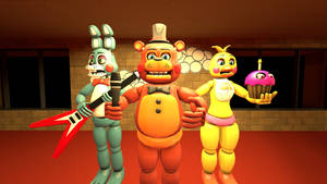 Celebrate Poster 2 - Toy Animatronics Version