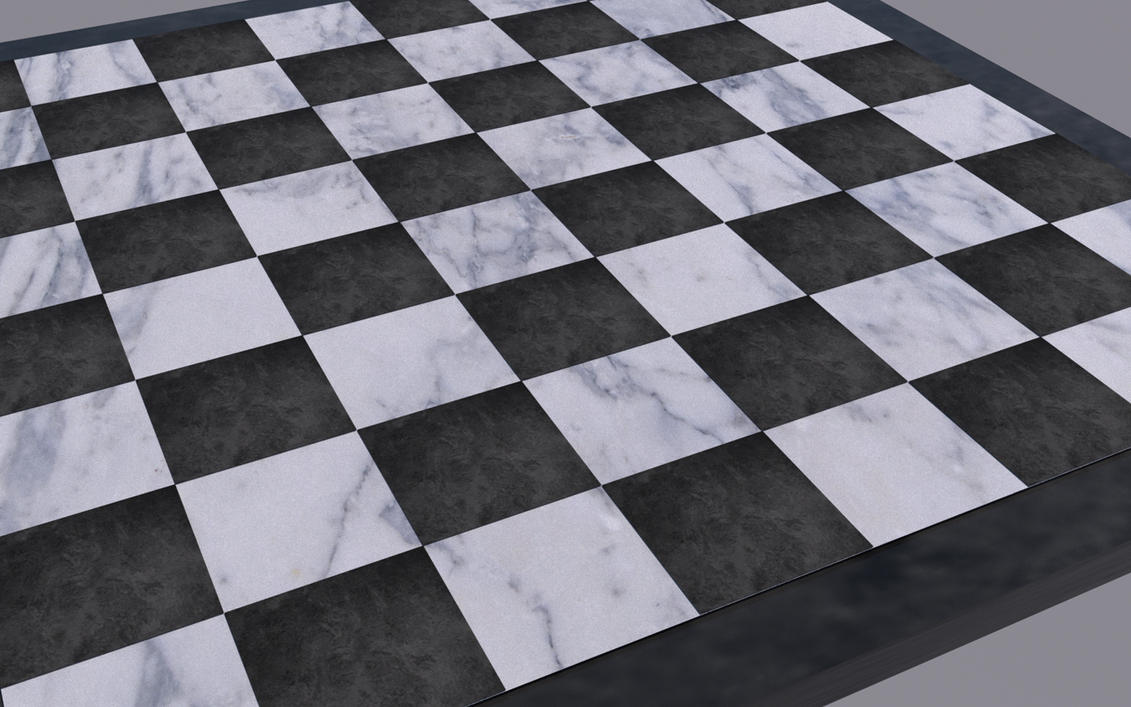 Chess Board Wip By Argent6978 On Deviantart