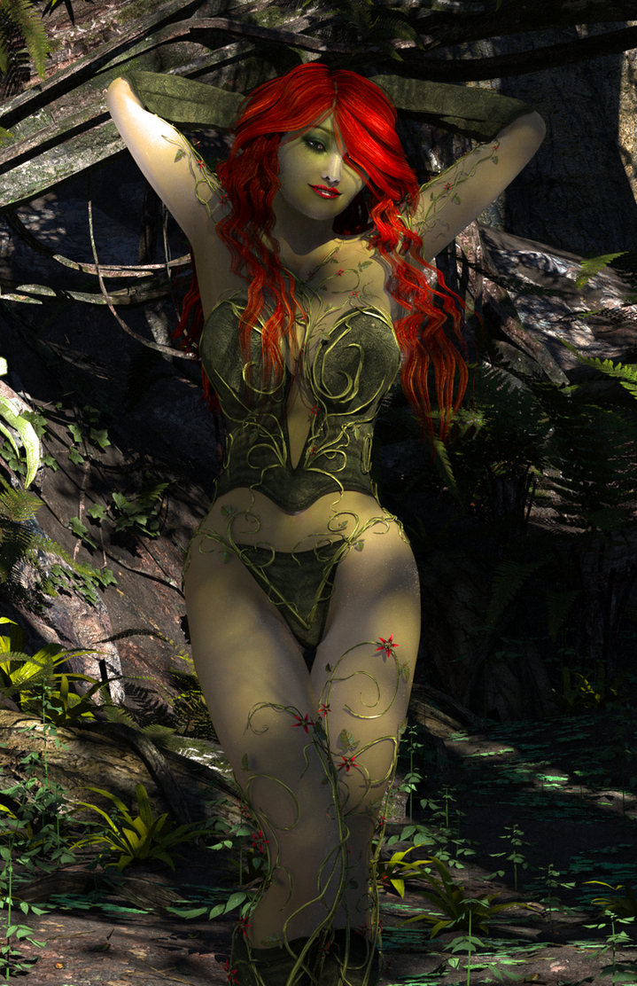 Poison Ivy by Argent6978