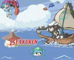 The Legend of Byakuren TPoB