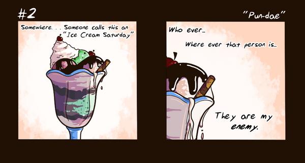 Comic Thing 2 by Toyoburrito