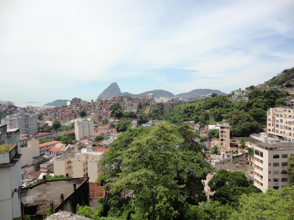 Rio 2013 - Santa Tereza - Carmelitas 030 by GabrielBB
