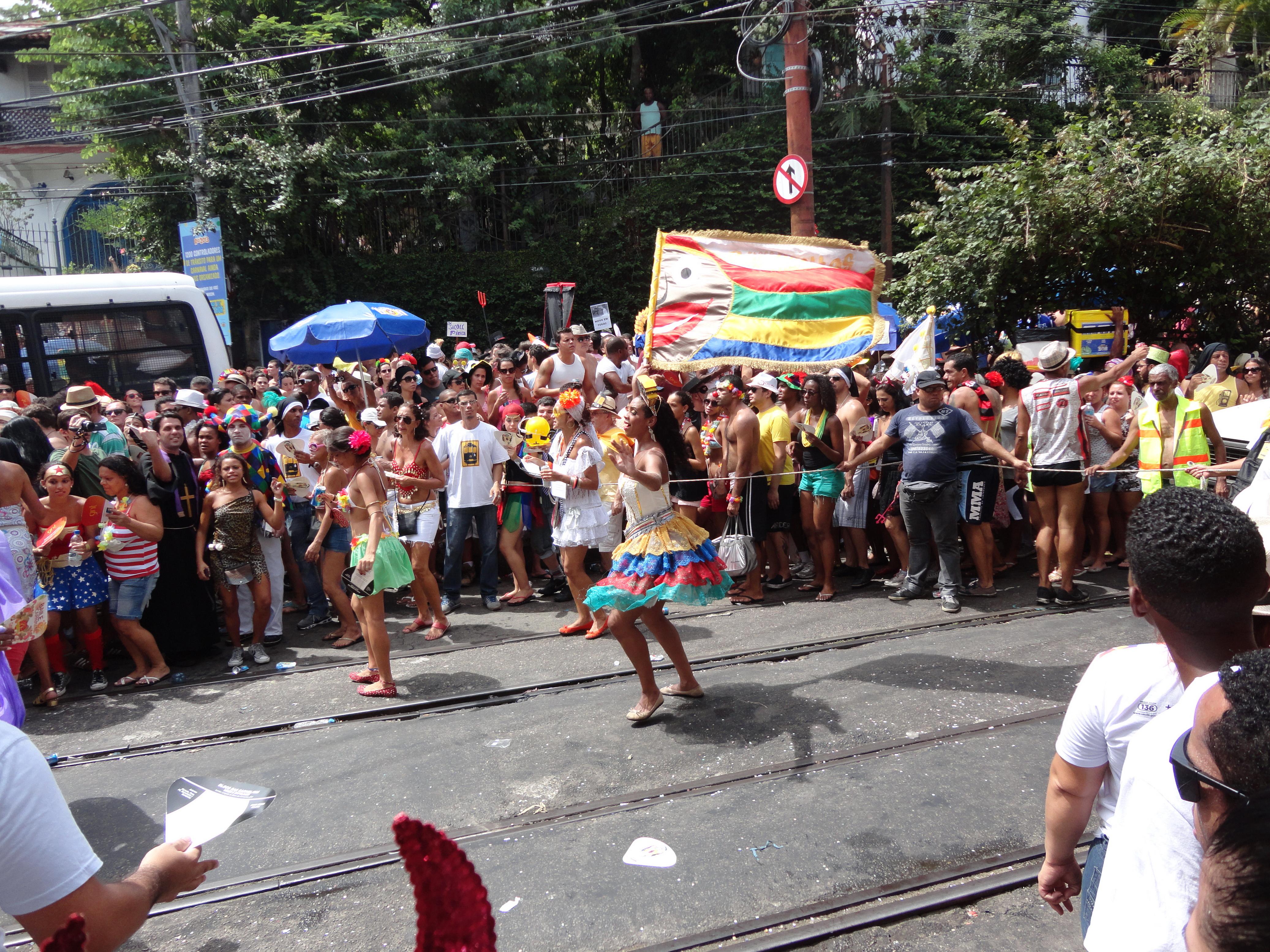 Rio 2013 - Santa Tereza - Carmelitas 014 by GabrielBB