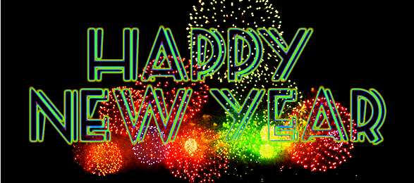 HAPPY NEW YEAR 2 front