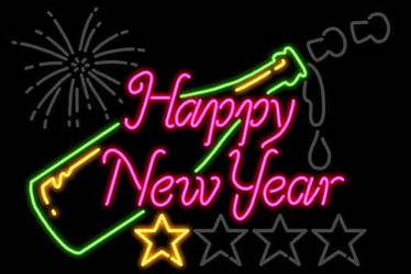 HAPPY NEW YEAR front