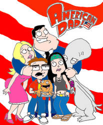 American Dad by Pepsi-McFLY