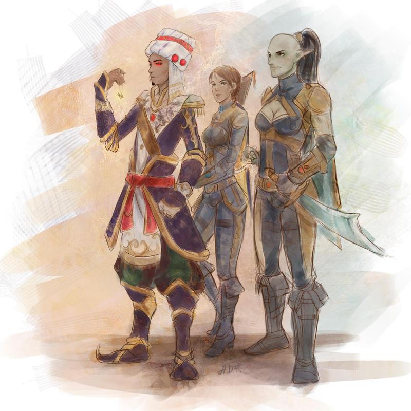 Wratheon, the Black Prince by Anixien