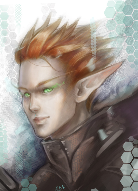 Practice_of_painting:BE by Anixien