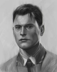 Connor RK800 by Anixien