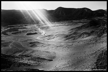 Light western 1 by arnaudlegrand