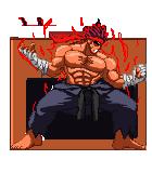 Evil Ryu by xHienx