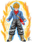 Future Trunks (Dragon Ball Super)