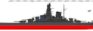 LIN. Fanganty Class Super Battleship