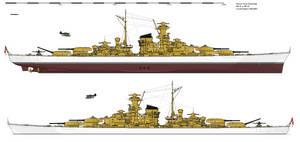 Kaiser-Class Battleship
