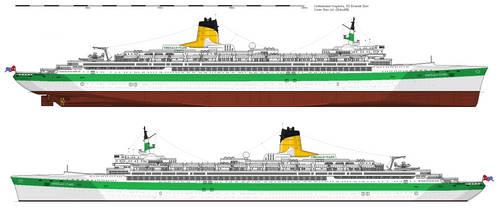 SS Emerald Starr