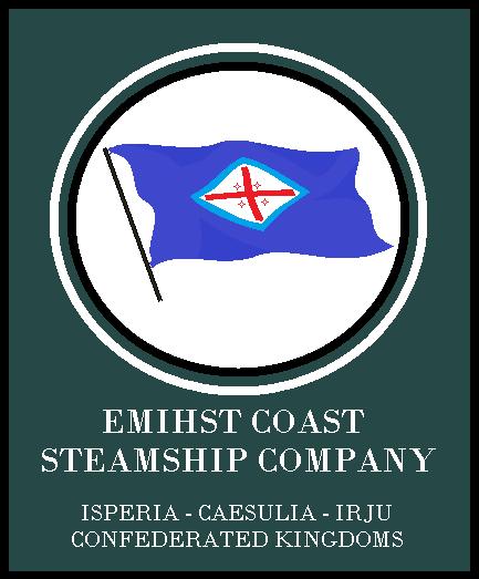 Emihst Coast Steamship Company by skibud98
