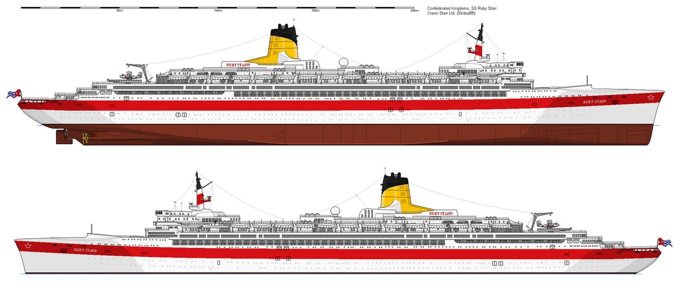 SS Ruby Starr by skibud98