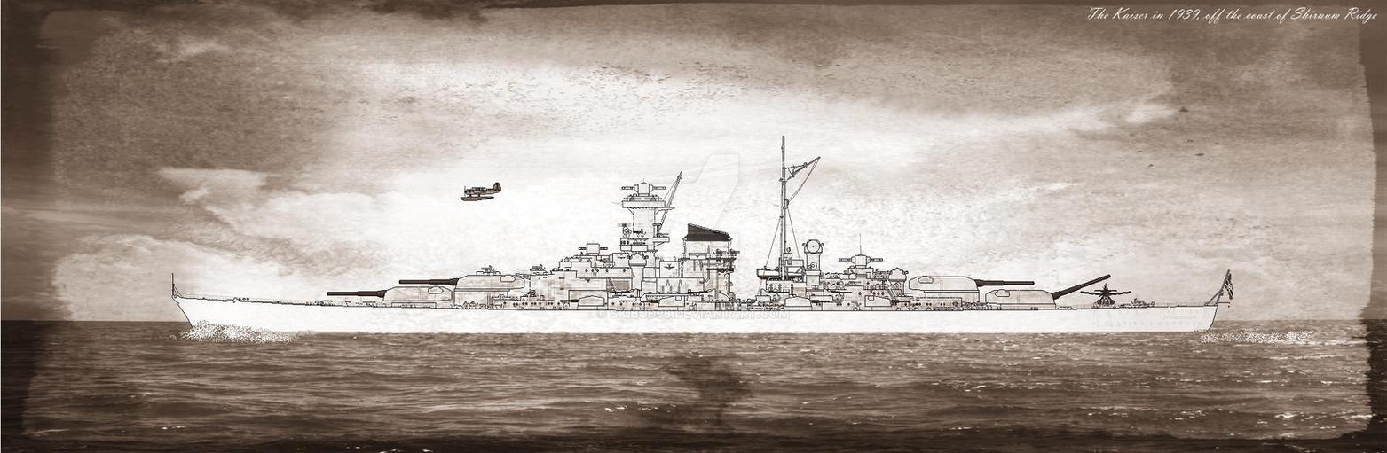 KM. Kaiser by skibud98