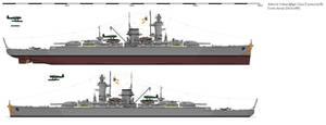 Admiral Schwerdtfeger-Class Panzerschiffe