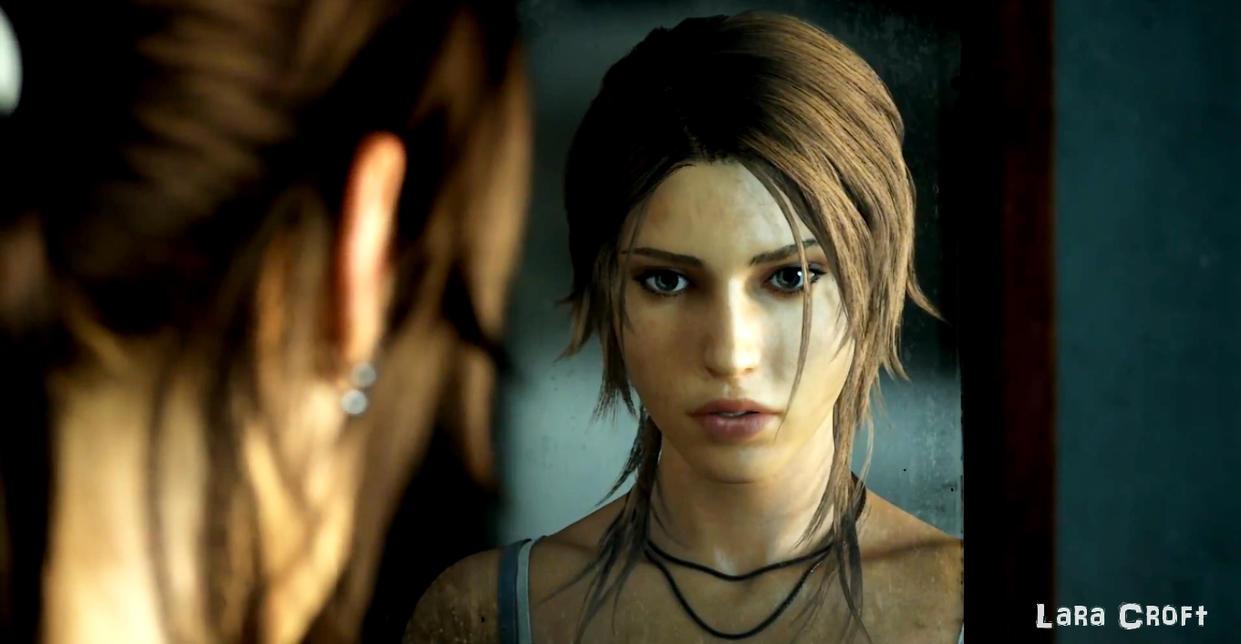 Lara Croft - Tomb Raider 9 by Zellphie
