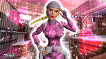 Barbie Croft - Pink Power by Zellphie