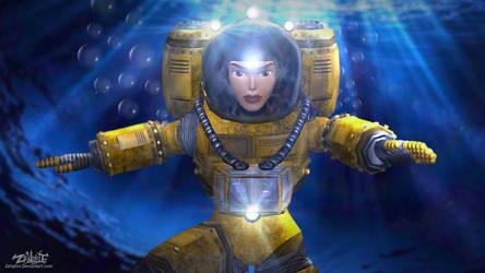 Tomb Raider Chronicles - Deepsea Dive