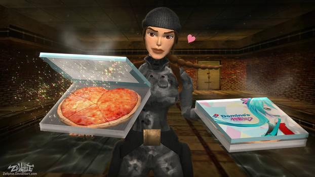 Pizza Raider