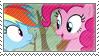 PinkieDash Stamp