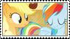 AppleDash Stamp by elsadorable-dolls