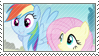 FlutterDash Stamp by elsadorable-dolls