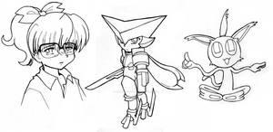 brigadoon sketch